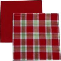 Adt Saral Modern Print Set Of 2 Cloth Napkins (Multicolor) - NAPE4ES9CNHWPFXC