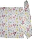 Morning Blossom Designer Kitchen Towel Set Of 2 Cloth Napkins - Multicolor - NAPDZCUSE2ZTJGXP