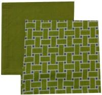 Adt Saral Modern Print Set Of 2 Cloth Napkins (Multicolor) - NAPE4ES9FYHC3JJA