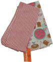 Homeland@dreamsunlimited Buxar-Kitchen-Towel Set Of 2 Cloth Napkins - Multicolor