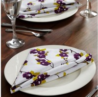 At Home Royal Legacy P Set Of 2 Cloth Napkins (Multicolor)
