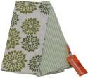 Homeland@dreamsunlimited Bodh-Kitchen-Towel Set Of 2 Cloth Napkins - Light Green