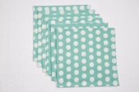 Ocean Homestore Blue Set Of 6 Napkins - NAPEBZ38JYSBHVGW