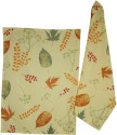 Morning Blossom Designer Kitchen Towel Set Of 2 Cloth Napkins - Multicolor - NAPDZCUSCCAH5XNX