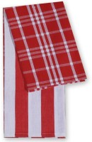 Swhf Red Kitchen Set Of 2 Napkins Red