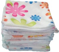 Rangoli Home Multicolor Set Of 12 Napkins