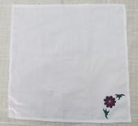 Textech White Set Of 6 Napkins - NAPE9XAYXHU9GYSD