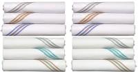 Xy Decor Multicolor Set Of 12 Napkins - NAPEGCTTTP3R9YUR