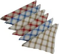 Snuggle Multicolor Set Of 6 Napkins