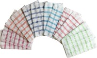 Lushomes Multicolor Set Of 12 Napkins