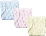 Cherish Maternity Dotted Velcro Nappy