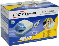 Smart Care Eco Smart Nebulizer (White, Red)