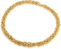 Netaya 18K Yellow Gold Bronze Chain