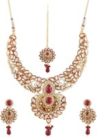 Sia Art Jewellery Alloy Necklace Set