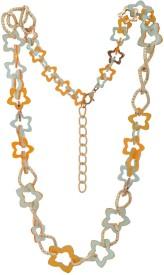 SHRA Metal Necklace