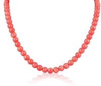 Swanvi Fruity Orange Necklace Alloy Necklace