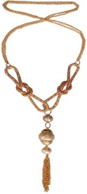 Beingwomen Chunky-Funky Fashion Alloy Necklace