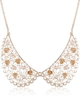 Cinderella Collection By Shining Diva Stylish Alloy Necklace