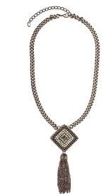 Svvelte Pretty Trendy Fashionable Korean Alloy Necklace