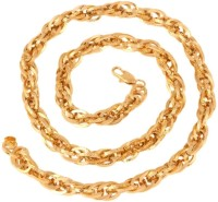 The Jewelbox Yellow Gold Alloy Chain