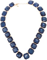 The Pari Zircon Alloy Necklace - NKCE2ZFD9CGQDHSQ