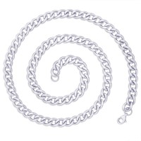 Peora Cool Link Stainless Steel Chain