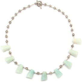 Pearlz Ocean Alloy Necklace