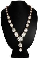 Globalepartner Bib Pearl Alloy, Metal Necklace