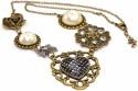 Antiformal Alloy, Metal Necklace