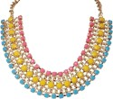 Crunchy Fashion Sizzling Sparkle Necklace Alloy Necklace