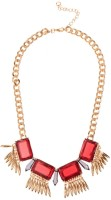 The Pari Zircon Alloy Necklace - NKCE2GZWXSMNNYFA