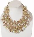 Monisha Daga Alloy, Glass Necklace