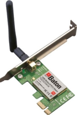 Buy iBall 150M PCI Wireless Adapter - Lan Card Network Nic: Network Nic
