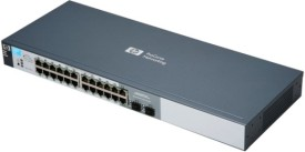 HP 1810-24G Network Switch