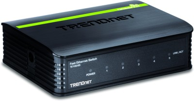 TRENDnet 5 Port 10/100Mbps