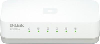 Buy D-Link 5-Port 10/100 Desktop Switch Network Switch: Network Switch