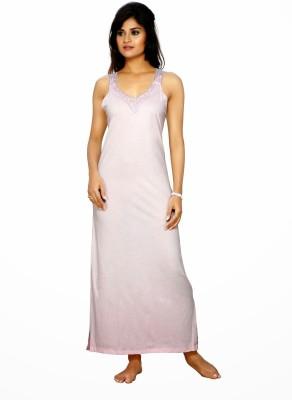 Myra Myra Women's Night Dress (Multicolor)