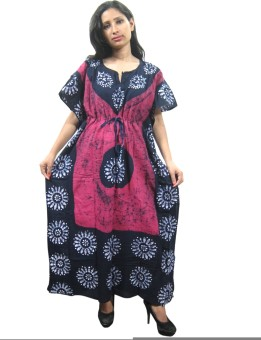 Indiatrendzs Women's Night Dress: Night Dress Nighty