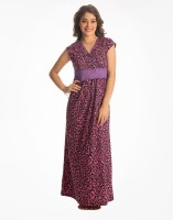 PrettySecrets Women's Long Nightdress (1 Long Nightdress)