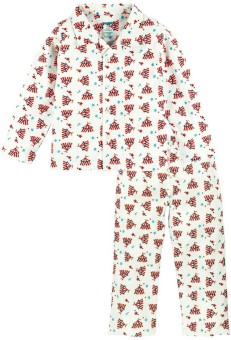 Snuggles Boy's Printed Top & Pyjama Set