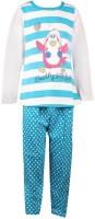 Jazzup Girl's Printed Top & Pyjama Set - NSTEYZBYWW3JJSVK