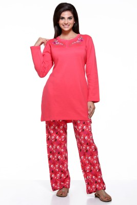 3e4c532ad74 Dove Women s Printed Night Suit for Rs. 841 at Flipkart