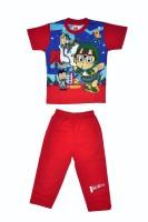 Belle Girl Baby Boy's Printed Top & Pyjama Set - NSTEFP5UN9HNGFHG