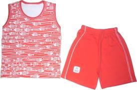 Mini Taurus Baby Boy's Animal Print Top & Shorts Set - NSTE5EE7D2FTZVPE
