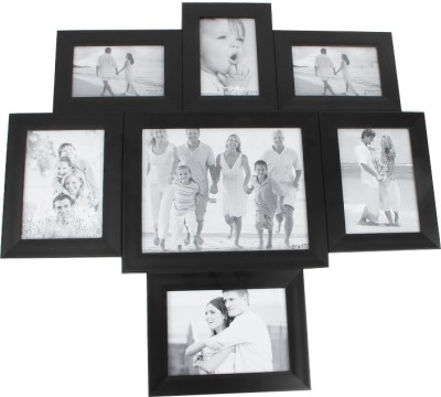 Encore Black Multiple Photo Frame Collection for Rs. 1,305 at ...