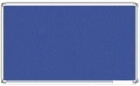 Bansal Paper Industries 1.5 X 2 Feet Light Weight Notice Boards Bulletin Board (Blue)