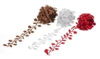 Wink Leaf Design Assorted Color Lace (Multicolor)