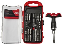 Bosch - Skil 28 Piece T Handle Set (Red and Black): Office Set