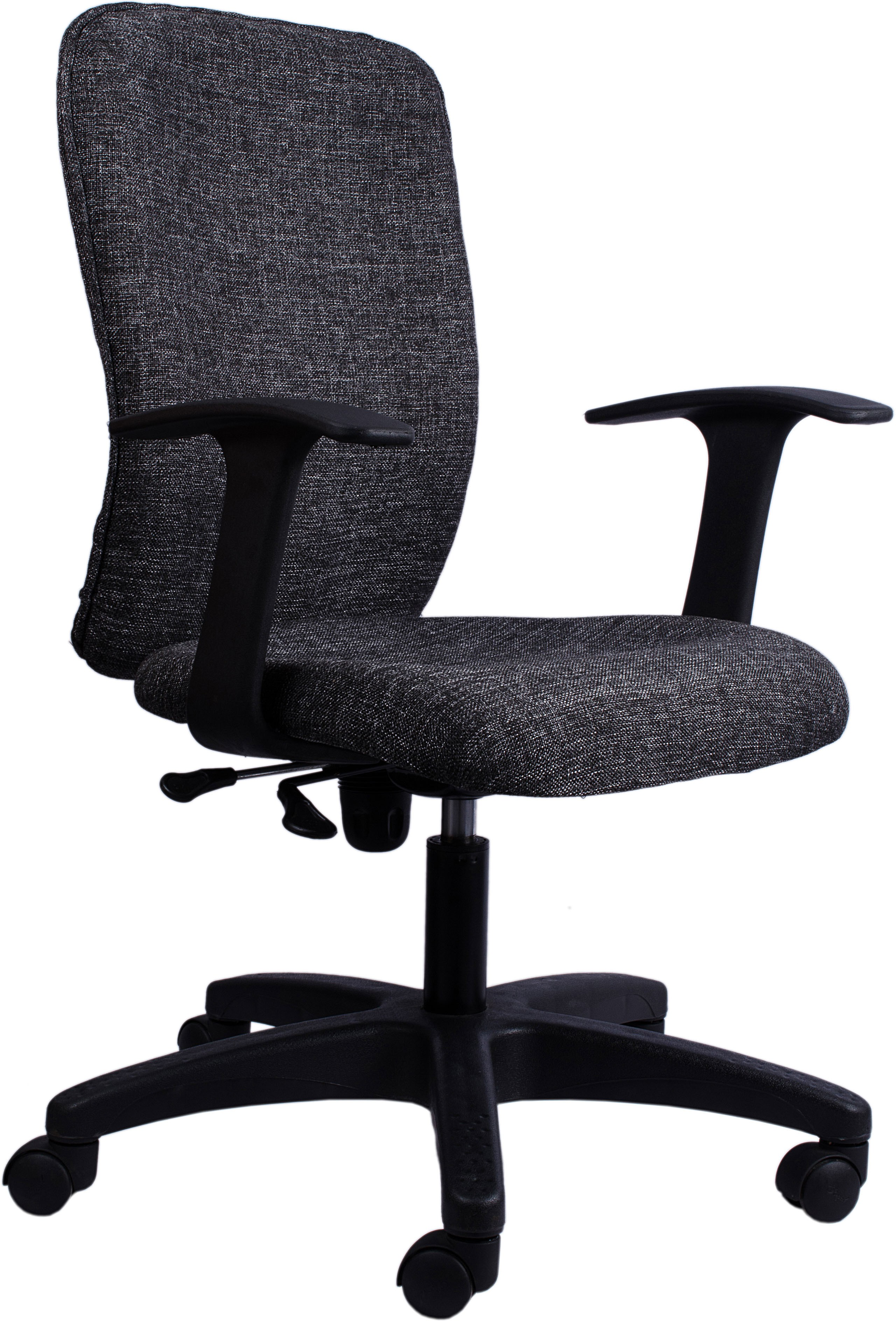 19 OFF on Hetal Enterprises Fabric Office Chair on Flipkart