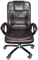 Chair Bazaar Metal Office Chair (Brand Color - Brown) - OSCE7MGC2RHFUSXT